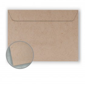 Speckletone Kraft Envelopes - No. 6 1/2 Booklet (6 x 9) 70 lb Text Vellum  100% Recycled 500 per Carton