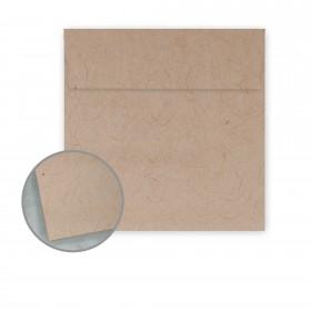 Speckletone Kraft Envelopes - No. 6 Square (6 x 6) 70 lb Text Vellum  100% Recycled 250 per Box