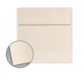 Speckletone Madero Beach Envelopes - No. 6 Square (6 x 6) 70 lb Text Vellum  100% Recycled 250 per Box