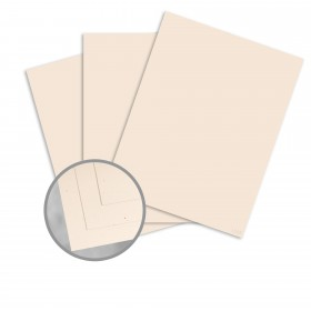 Speckletone Madero Beach Card Stock - 8 1/2 x 11 in 80 lb Cover Vellum 100% Recycled 250 per Package