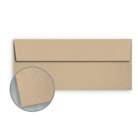 Speckletone Oatmeal Envelopes - No. 10 Square Flap (4 1/8 x 9 1/2) 70 lb Text Vellum  100% Recycled 500 per Box
