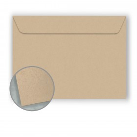 Speckletone Oatmeal Envelopes - No. 6 1/2 Booklet (6 x 9) 70 lb Text Vellum  100% Recycled 500 per Carton