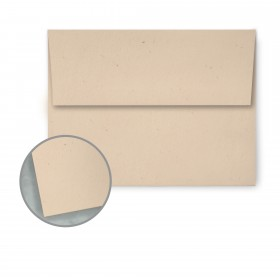 Speckletone Sand Envelopes - A7 (5 1/4 x 7 1/4) 70 lb Text Vellum  100% Recycled 250 per Box