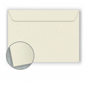Speckletone Starch Mint Envelopes - No. 6 1/2 Booklet (6 x 9) 70 lb Text Vellum  100% Recycled 500 per Carton
