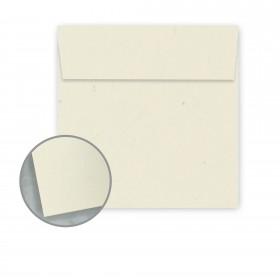 Speckletone Starch Mint Envelopes - No. 6 Square (6 x 6) 70 lb Text Vellum  100% Recycled 250 per Box