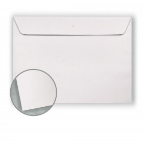 Speckletone Starch White Envelopes - No. 6 1/2 Booklet (6 x 9) 70 lb Text Vellum  100% Recycled 500 per Carton