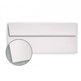 Speckletone Starch White Envelopes - No. 10 Square Flap (4 1/8 x 9 1/2) 70 lb Text Vellum  100% Recycled 500 per Box