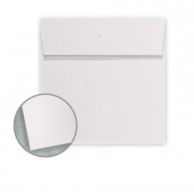 Speckletone Starch White Envelopes - No. 6 Square (6 x 6) 70 lb Text Vellum  100% Recycled 250 per Box