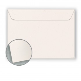 Speckletone True White Envelopes - No. 6 1/2 Booklet (6 x 9) 70 lb Text Vellum  100% Recycled 500 per Carton