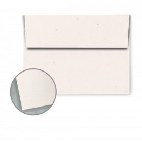 Speckletone True White Envelopes - A1 (3 5/8 x 5 1/8) 70 lb Text Vellum 100% Recycled 250 per Box