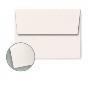Speckletone True White Envelopes - A2 (4 3/8 x 5 3/4) 70 lb Text Vellum  100% Recycled 250 per Box
