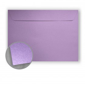 Stardream Amethyst Envelopes - No. 9 1/2 Booklet (9 x 12) 81 lb Text Metallic C/2S 500 per Box