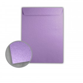 Stardream Amethyst Envelopes - No. 13 1/2 Catalog (10 x 13) 81 lb Text Metallic C/2S 500 per Box