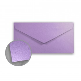 Stardream Amethyst Envelopes - Monarch (3 7/8 x 7 1/2) 81 lb Text Metallic C/2S 400 per Box