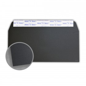 Stardream Anthracite Envelopes - No. 10 Commercial Peel & Seal (4 1/8 x 9 1/2) 81 lb Text Metallic C/2S 500 per Box