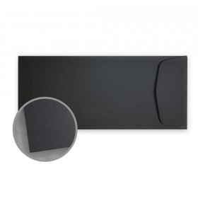 Stardream Anthracite Envelopes - No. 10 Policy (4 1/8 x 9 1/2) 81 lb Text Metallic C/2S 500 per Box