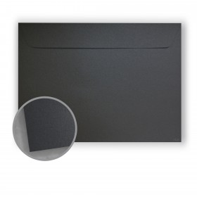 Stardream Anthracite Envelopes - No. 9 1/2 Booklet (9 x 12) 81 lb Text Metallic C/2S 500 per Box