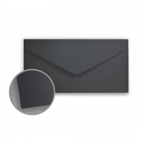 Stardream Anthracite Envelopes - Monarch (3 7/8 x 7 1/2) 81 lb Text Metallic C/2S 400 per Box
