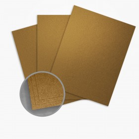Stardream Antique Gold Paper - 11 x 17 in 81 lb Text Metallic C/2S 250 per Package