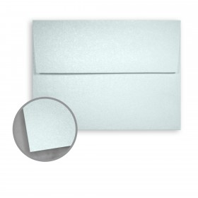 Stardream Aquamarine Envelopes - A9 (5 3/4 x 8 3/4) 81 lb Text Metallic C/2S 250 per Box