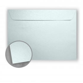 Stardream Aquamarine Envelopes - No. 9 1/2 Booklet (9 x 12) 81 lb Text Metallic C/2S 500 per Box