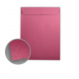 Stardream Azalea Envelopes - No. 10 1/2 Catalog (9 x 12) 81 lb Text Metallic C/2S 500 per Box