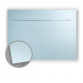 Stardream Bluebell Envelopes - No. 13 Booklet (10 x 13) 81 lb Text Metallic C/2S 500 per Box