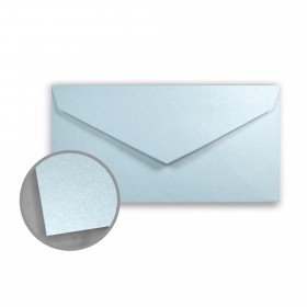 Stardream Bluebell Envelopes - Monarch (3 7/8 x 7 1/2) 81 lb Text Metallic C/2S 400 per Box