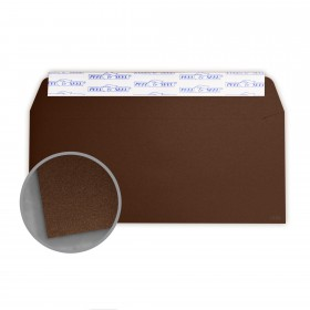 Stardream Bronze Envelopes - No. 10 Commercial Peel & Seal (4 1/8 x 9 1/2) 81 lb Text Metallic C/2S 500 per Box