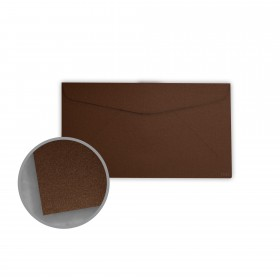 Stardream Bronze Envelopes - No. 6 3/4 Regular (3 5/8 x 6 1/2) 81 lb Text Metallic C/2S 400 per Box