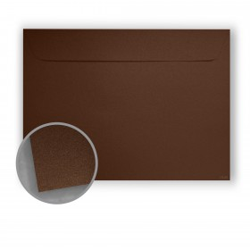 Stardream Bronze Envelopes - No. 9 1/2 Booklet (9 x 12) 81 lb Text Metallic C/2S 500 per Box