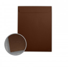 Stardream Bronze Envelopes - No. 13 1/2 Catalog (10 x 13) 81 lb Text Metallic C/2S 500 per Box