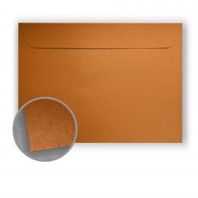 Stardream Copper Envelopes - No. 9 1/2 Booklet (9 x 12) 81 lb Text Metallic C/2S 500 per Box
