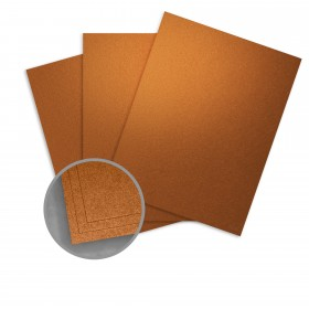 Stardream Copper Paper - 28.3 x 40.2 in 81 lb Text Metallic C/2S 250 per Package