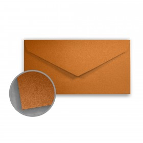 Stardream Copper Envelopes - Monarch (3 7/8 x 7 1/2) 81 lb Text Metallic C/2S 400 per Box