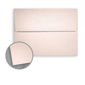 Stardream Coral Envelopes - A7 (5 1/4 x 7 1/4) 81 lb Text Metallic C/2S 250 per Box