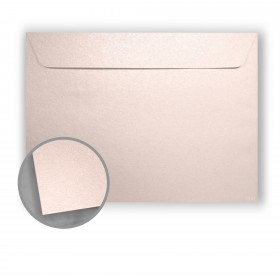 Stardream Coral Envelopes - No. 9 1/2 Booklet (9 x 12) 81 lb Text Metallic C/2S 500 per Box