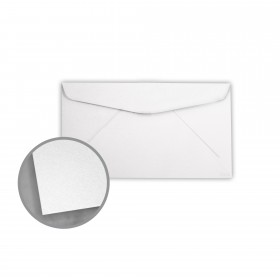 Stardream Crystal Envelopes - No. 6 3/4 Regular (3 5/8 x 6 1/2) 81 lb Text Metallic C/2S 400 per Box
