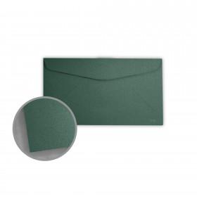 Stardream Emerald Envelopes - No. 6 3/4 Regular (3 5/8 x 6 1/2) 81 lb Text Metallic C/2S 400 per Box