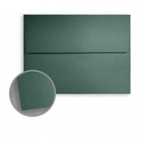 Stardream Emerald Envelopes - A9 (5 3/4 x 8 3/4) 81 lb Text Metallic C/2S 250 per Box
