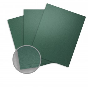 Stardream Emerald Paper - 11 x 17 in 81 lb Text Metallic C/2S 250 per Package
