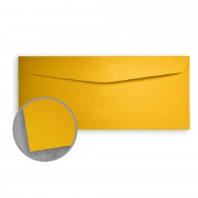 Stardream Fine Gold Envelopes - No. 10 Commercial (4 1/8 x 9 1/2) 81 lb Text Metallic C/2S 500 per Box