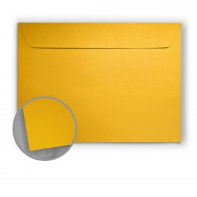 Stardream Fine Gold Envelopes - No. 9 1/2 Booklet (9 x 12) 81 lb Text Metallic C/2S 500 per Box