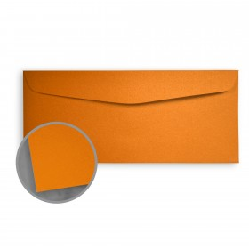 Stardream Flame Envelopes - No. 10 Commercial (4 1/8 x 9 1/2) 81 lb Text Metallic C/2S 500 per Box