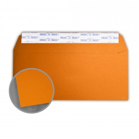 Stardream Flame Envelopes - No. 10 Commercial Peel & Seal (4 1/8 x 9 1/2) 81 lb Text Metallic C/2S 500 per Box