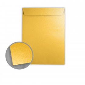 Stardream Gold Envelopes - No. 10 1/2 Catalog (9 x 12) 81 lb Text Metallic C/2S 500 per Box
