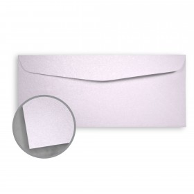 Stardream Kunzite Envelopes - No. 10 Commercial (4 1/8 x 9 1/2) 81 lb Text Metallic C/2S 500 per Box