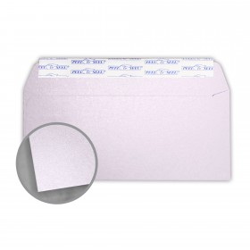 Stardream Kunzite Envelopes - No. 10 Commercial Peel & Seal (4 1/8 x 9 1/2) 81 lb Text Metallic C/2S 500 per Box