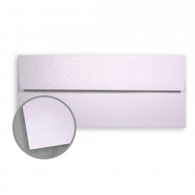 Stardream Kunzite Envelopes - No. 10 Square Flap (4 1/8 x 9 1/2) 81 lb Text Metallic C/2S 500 per Box
