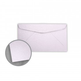 Stardream Kunzite Envelopes - No. 6 3/4 Regular (3 5/8 x 6 1/2) 81 lb Text Metallic C/2S 400 per Box